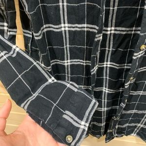 H&M Tops - H&M flannel